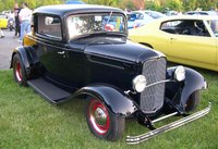 1932 Ford Model B Picture Gallery