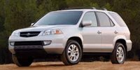 2003 Acura MDX Picture Gallery