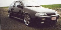 Picture of 1992 Suzuki Swift 2 Dr GT Hatchback, exterior, gallery_worthy