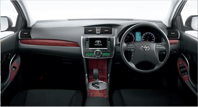 2008 Toyota Allion picture, interior