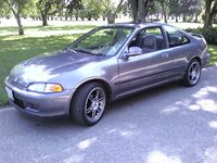 Picture of 1993 Honda Civic Coupe, exterior, gallery_worthy