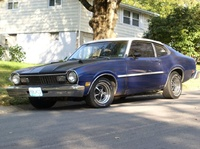 1977 Ford Maverick Overview