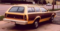 1977 Ford Pinto Picture Gallery