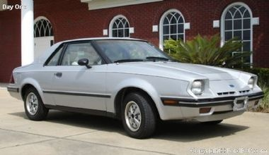 Picture of 1982 Ford EXP, exterior, gallery_worthy