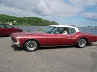 1971 Buick Riviera, Robs 71 red riv , exterior