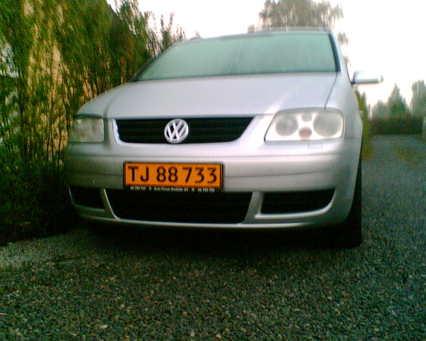 Picture of 2004 Volkswagen Touran, exterior