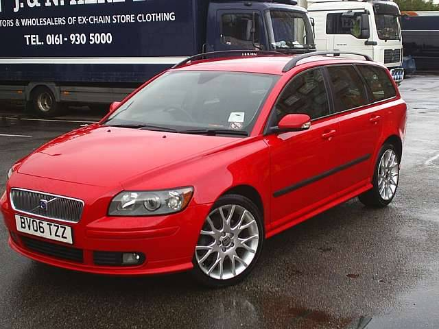 Picture of 2006 Volvo V50 T5