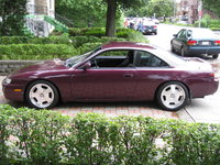 Picture of 1998 Nissan 240SX 2 Dr SE Coupe, exterior, gallery_worthy