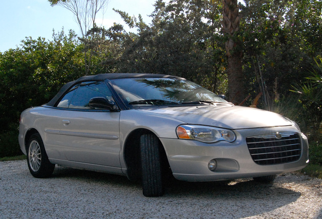 Picture of 2005 Chrysler Sebring Touring Convertible