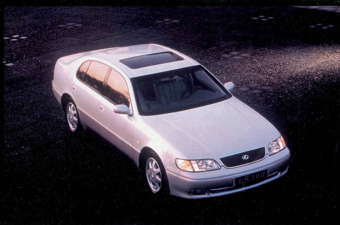 1993 Toyota Aristo  Lexus Gs 300  Related Infomation
