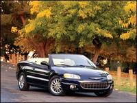 2002 Chrysler Sebring Limited Convertible picture, exterior