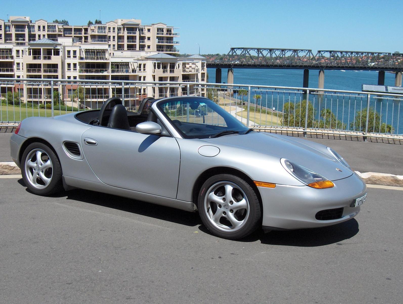 1998 Porsche Boxster Pictures Cargurus