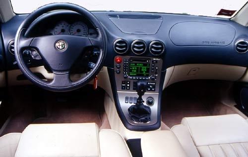 2004 Alfa Romeo 166 Interior Pictures Cargurus