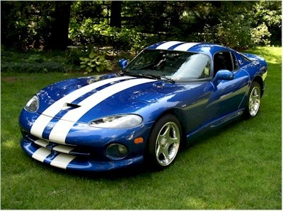 Viper Tv Show Car For Sale
