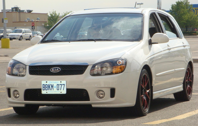 Picture of 2008 Kia Spectra Spectra5 SX, exterior, gallery_worthy