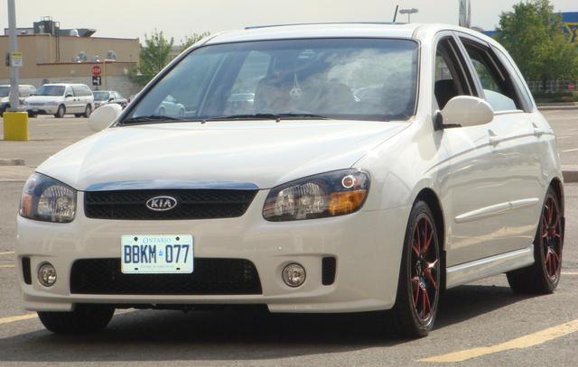Picture of 2008 Kia Spectra Spectra5 SX