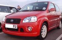 2003 Suzuki Ignis Overview