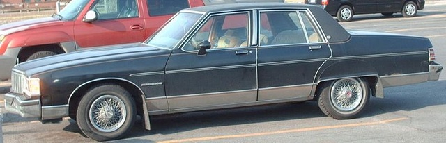 Picture of 1981 Pontiac Parisienne