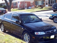 2002 Infiniti G20 4 Dr STD Sedan picture, exterior