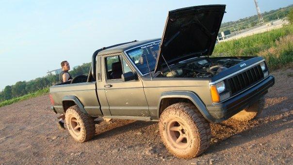 1986 Jeep Comanche Automotive News