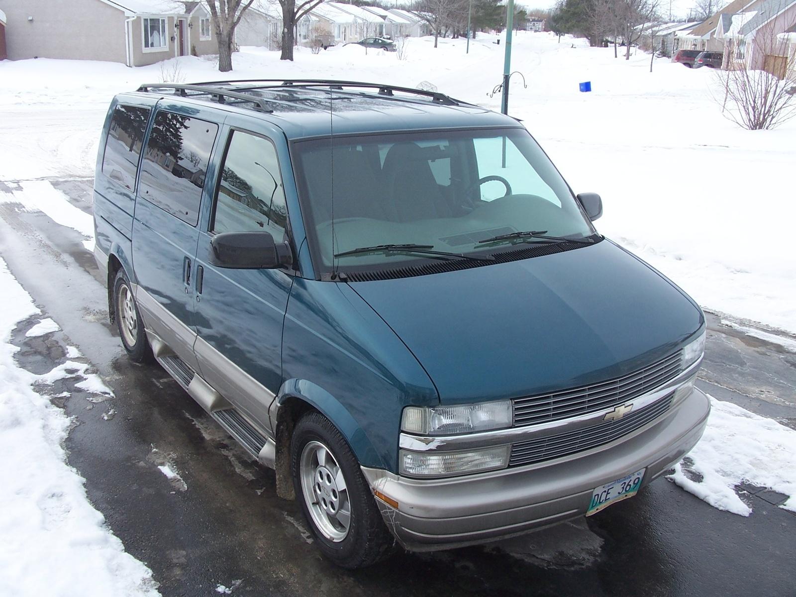 Chevrolet Astro Wd Pic X