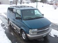 2003 Chevrolet Astro Picture Gallery