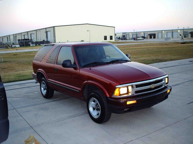 Picture of 1995 Chevrolet Blazer LS 2-Door RWD