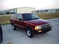 1995 Chevrolet Blazer Overview