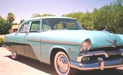 Picture of 1955 Plymouth Savoy, exterior