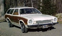 1973 Ford Pinto Overview