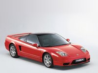 2002 Honda NSX Overview