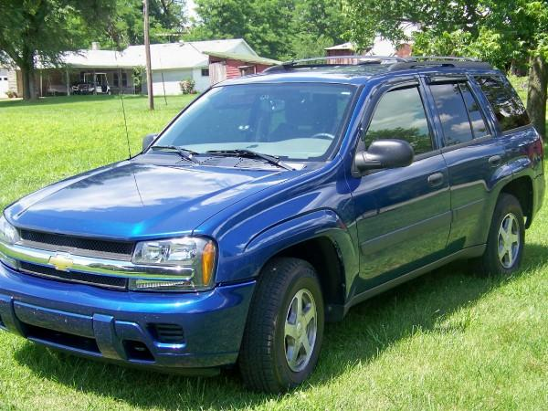 2005 Chevrolet TrailBlazer LS 4WD picture