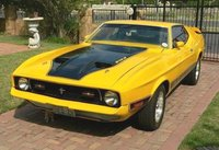 Picture of 1972 Ford Mustang Mach 1, exterior, gallery_worthy