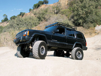1997 Jeep Cherokee, Picture of 1987 Jeep Cherokee, exterior