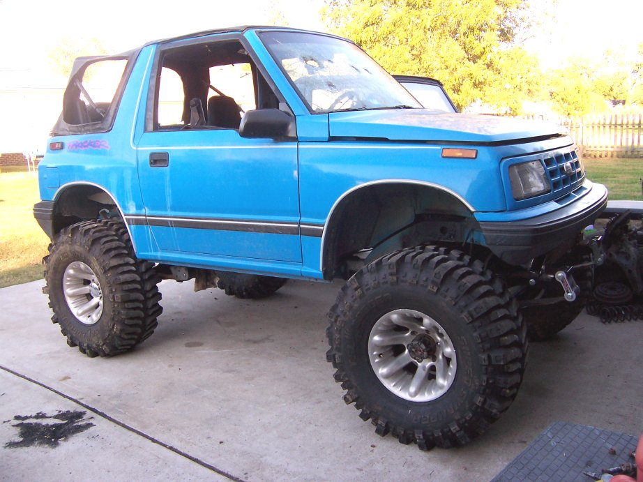 RepairGuideContent in addition Your Next Dream Car A Real Life Halo 4 Warthog further 401069083610 further Grand Vitara together with Prius Vs Geo Metro. on geo tracker kit car