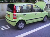 Picture of 2006 FIAT Panda, exterior, gallery_worthy