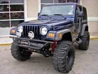 Picture of 1997 Jeep Wrangler, exterior