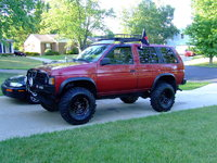 Picture of 1995 Nissan Pathfinder, exterior