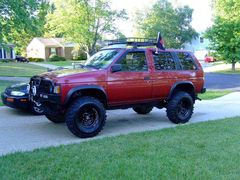 Picture of 1995 Nissan Pathfinder