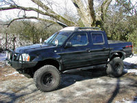 Picture of 2004 Nissan Frontier, exterior