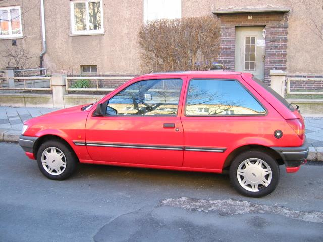 1992 Ford Fiesta Pictures Cargurus