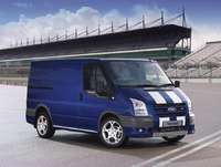 2006 Ford Transit Cargo Overview