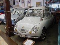 1958 Subaru 360 Overview