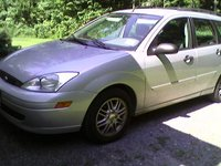 Picture of 2002 Ford Focus SE Wagon, exterior
