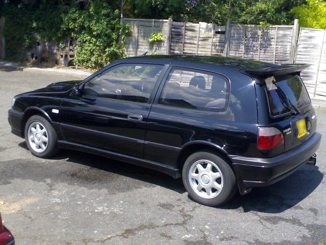 Picture of 1991 Nissan Pulsar, exterior
