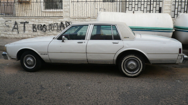 Picture of 1982 Chevrolet Caprice