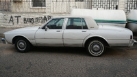 1982 Chevrolet Caprice Overview