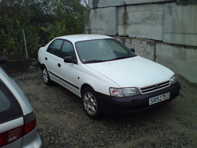 Picture of 1993 Toyota Carina