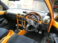 Picture of 1995 Toyota Starlet, interior