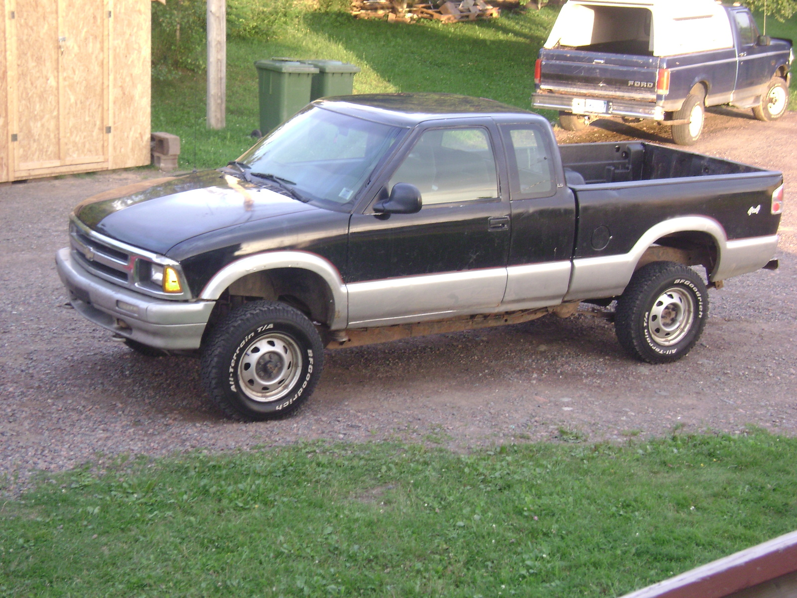 1995 Chevy S10 Extended Cab 1995 chevrolet s10 Quotes
